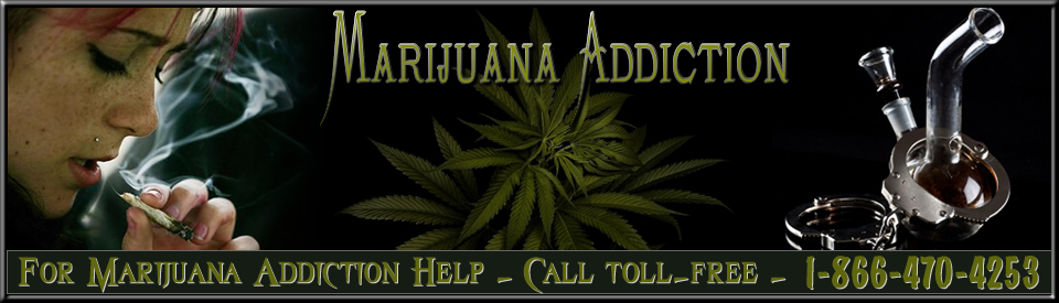 Signs of Marijuana Addiction